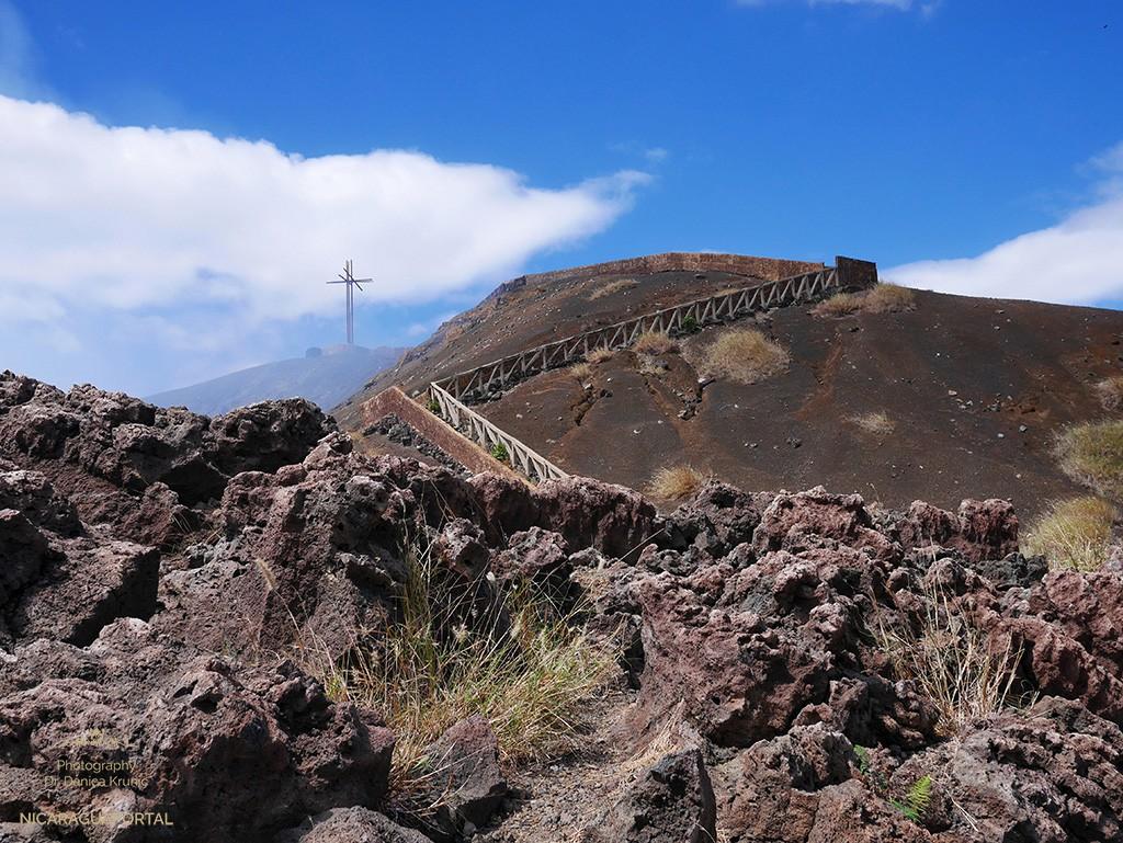Nicaragua: MASAYA Nationalpark: Parque Nacional Volcan Masaya