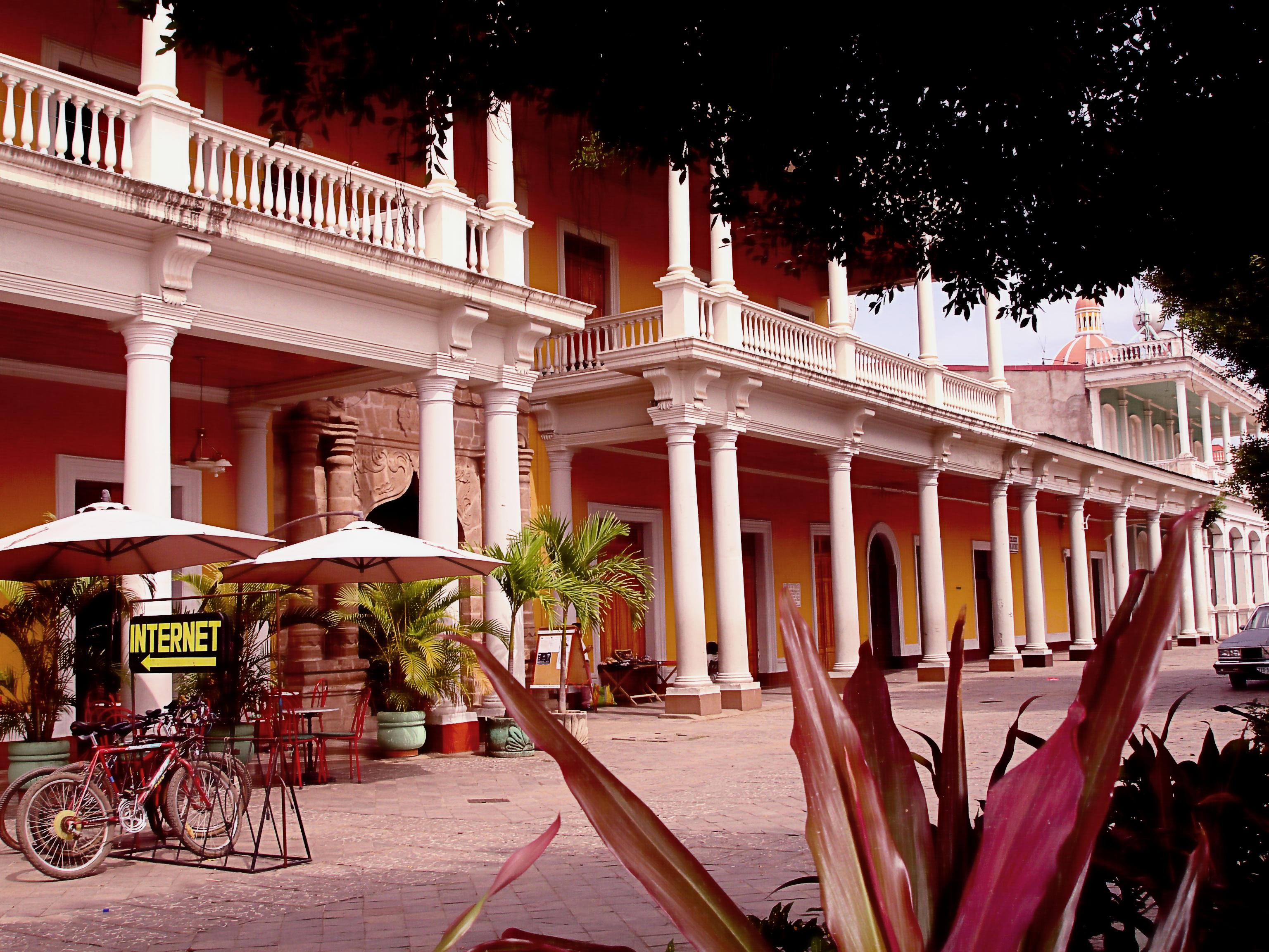 Nicaragua: GRANADA: Die Casa de Los Tres Mundos