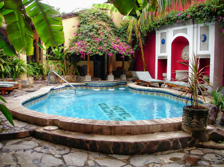 Nicaragua: GRANADA: Hotel Colon am Parque Central