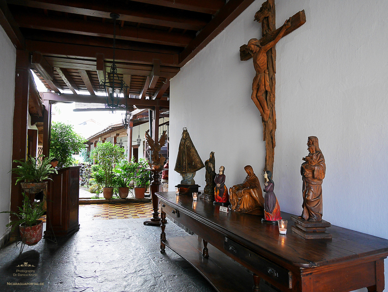 Nicaragua: GRANADA: Hotel Gran Francia am Parque Central