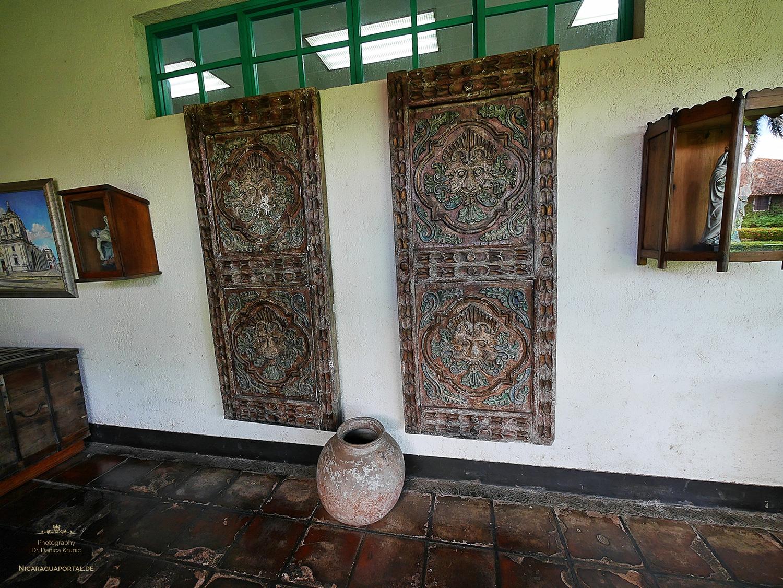 Nicaragua: LEON: El Convento