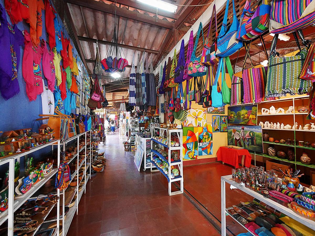 Nicaragua: MASAYA Mercado