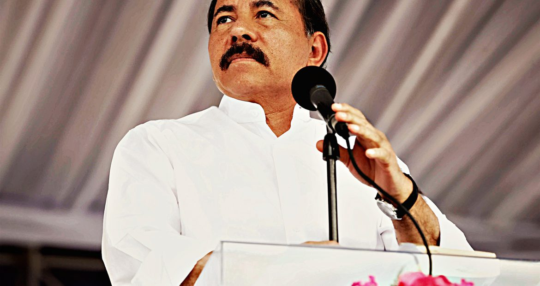 Nicaragua: Staatsoberhaupt und Regierungschef: Daniel Ortega Saavedra