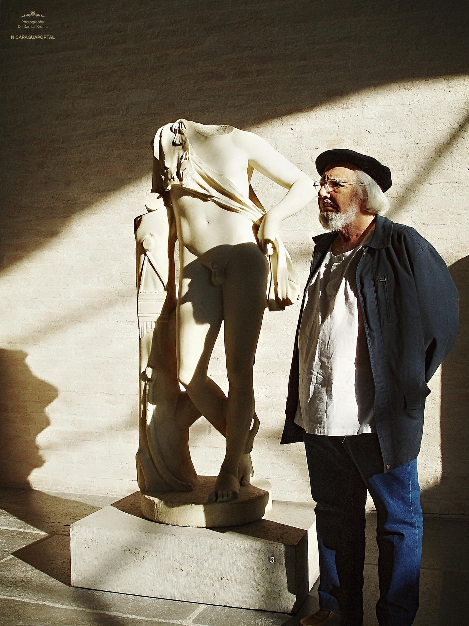 Ernesto Cardenal – Das lyrische Werk – Poemas y Epigramas, München Glyptothek