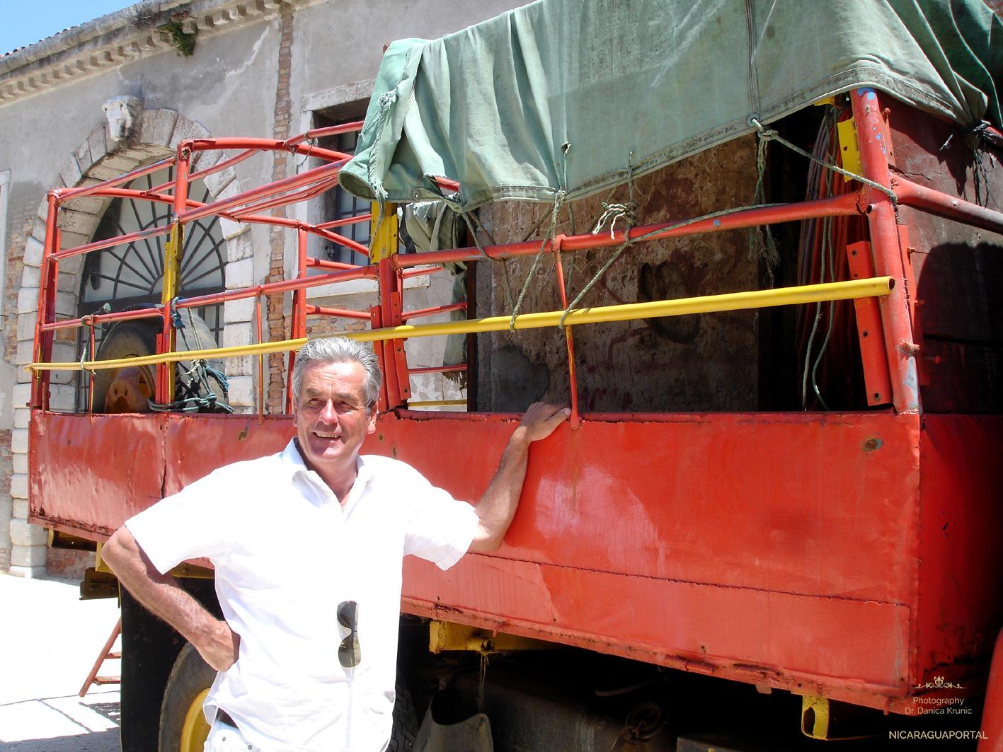 Nicaragua: Ernesto Salmeron Biennale Venezia