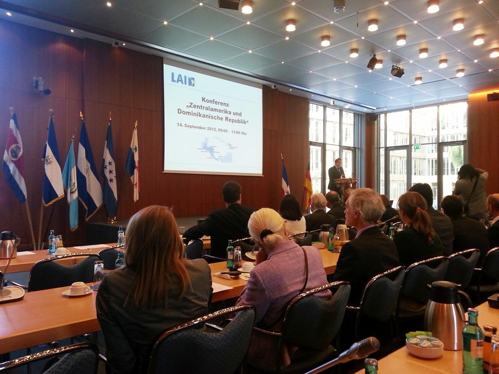 Nicaragua: IHK Berlin