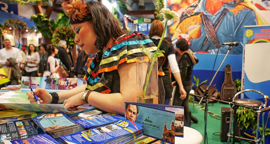 Nicaragua auf der ITB Berlin