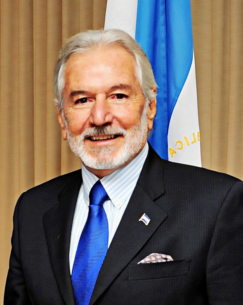 Außenminister von Nicaragua: Samuel Santos