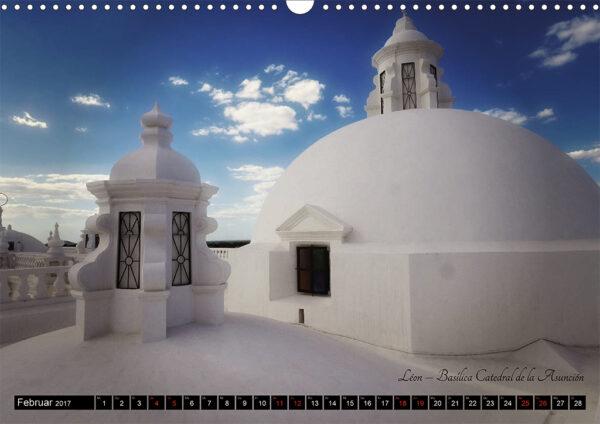 Kalender – Reisen Nicaragua